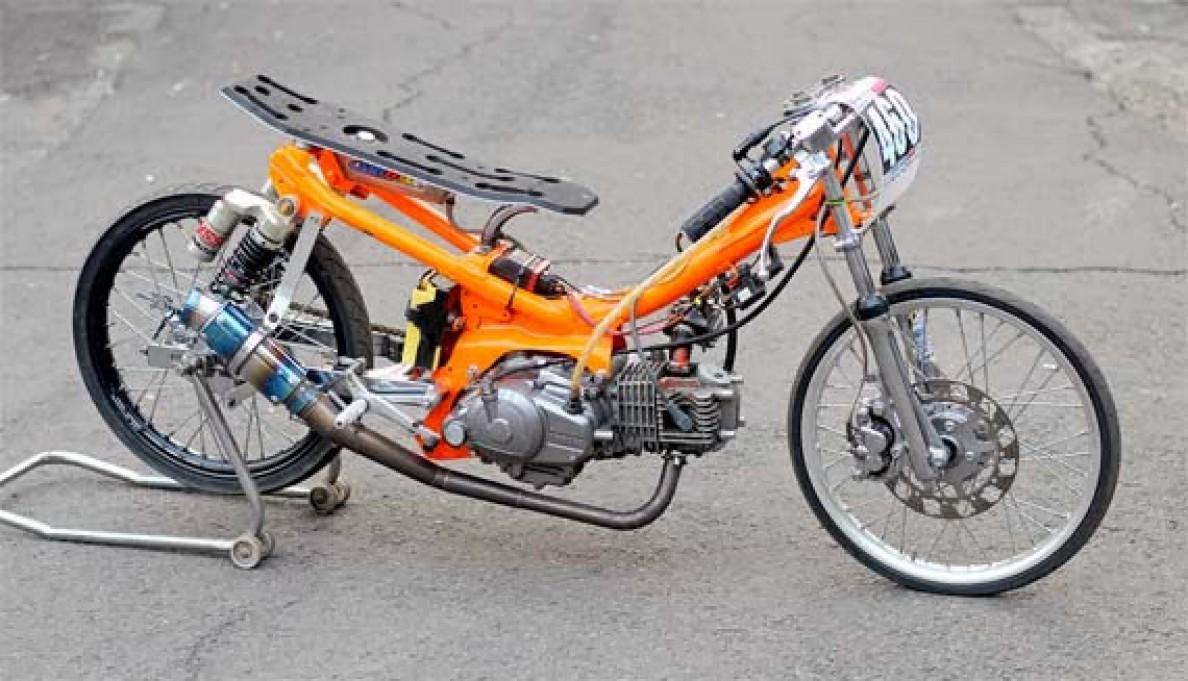 98 Gambar Motor Drag Luar Terkeren Ranting Modifikasi